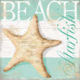 Beach Print by Kathy Middlebrook