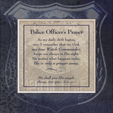 Officer's Prayer Posters