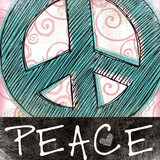 Peace Prints by Jennifer Pugh