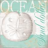 Ocean Prints by Kathy Middlebrook
