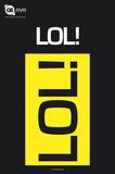 Text Internet Speak Vinyl Sticker Stickers