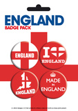 England Badge Pack Badge