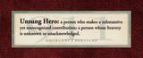 Emergency Services Unsung Hero Prints by Stephanie Marrott