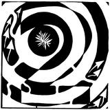 Yonatan Frimer - Number Two 2 Maze - Afiş