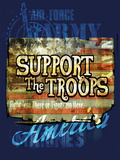 Support The Troops Posters by Jim Baldwin