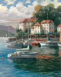 Going Ashore Art by Tan Chun