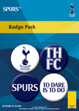 Tottenham Hotspur Badge Pack Badge