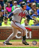 Freddie Freeman 2012 Action Photo