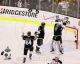 Drew Doughty, Jonathan Quick , & Colin Fraser Celebrate Winning  2012 Stanley Cup Finals Photo