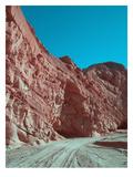 Anza Borrego Trail Poster von  NaxArt