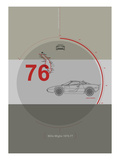 Mille Miglia Poster Prints by  NaxArt