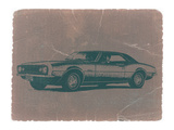 Chevy Camaro Prints by  NaxArt