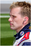 Kenny Brack Kansas Speedway Indianapolis 500 Indycar Racing Archival Photo Poster Print