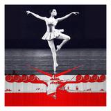 Ballerina Plan Posters by  NaxArt
