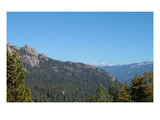 Sierra Mountains 2 Prints by  NaxArt