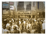 Tokyo Intersection Posters por  NaxArt