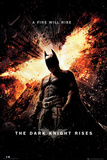 Batman, The Dark Knight Rises, ett ark Posters