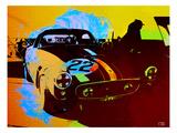 Ferrari Watercolor Posters by  NaxArt
