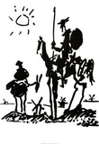 Don Quixote, c. 1955 Prints by Pablo Picasso