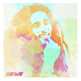 Bob Marley Prints by  NaxArt