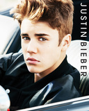 Justin Bieber-Car Affiches