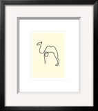 The Camel Posters by Pablo Picasso