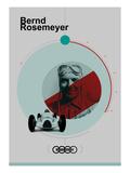 Bernard Rosemeyer Poster Prints by  NaxArt