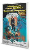 Diamonds are Forever 2 Wood Sign