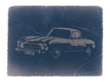 Mercedes Benz 300 Sl Posters by  NaxArt