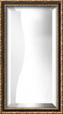 Alexandra Wide Bevel Mirror Espejo decorativo