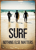 Surf Matters Tin Sign