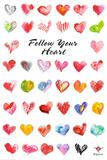 Follow Your Heart Plakaty