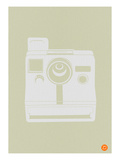 White Polaroid Camera 2 Prints by  NaxArt