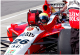 Dan Wheldon Indianapolis 500 Indycar Racing Archival Photo Poster Posters