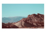 Death Valley Mountains Prints by  NaxArt