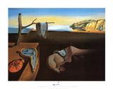 La persistencia de la memoria, ca. 1931 Láminas por Salvador Dalí