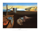 The Persistence of Memory, c.1931 Print by Salvador Dalí