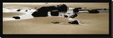 Sable Et Roche Reproduction sur toile tendue par Laurent Pinsard