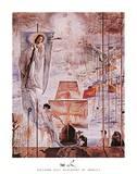 Die Entdeckung Amerikas durch Christoph Kolumbus Kunstdruck von Salvador Dalí
