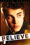 Justin Bieber-Believe Posters