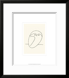 Owl Art by Pablo Picasso