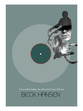 Beck Poster Poster by  NaxArt