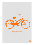 Burn Fat Not Fuel Posters by  NaxArt