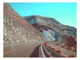 Death Valley Road Prints by  NaxArt