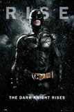 Batman-The Dark Knight Rises-Batman-Rise Pósters