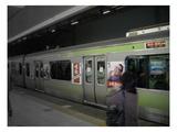 Tokyo Metro Poster by  NaxArt