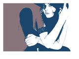 Vera Blue Prints by  NaxArt