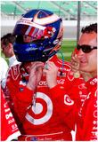 Scott Dixon Kansas Speedway Indianapolis 500 Indycar Racing Archival Photo Poster Poster