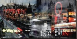 London Way Out Leinwand von  Braun