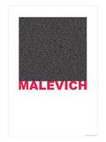 Kasimir Malevich Poster Prints by  NaxArt